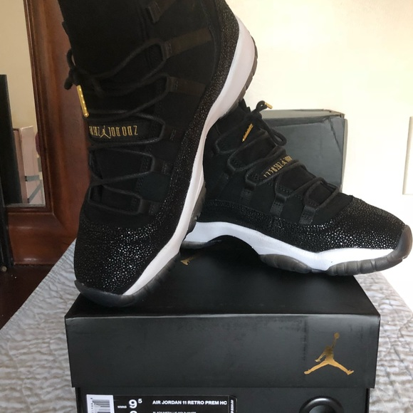 605fcd3759d Retro Air Jordan 11 Heiress Shoes | Sz 95 Womens8 Girls | Poshmark